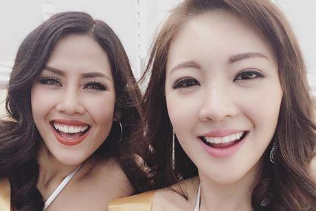 Anh bikini nong bong cua Nguyen Thi Loan tai Miss Grand International - Anh 1