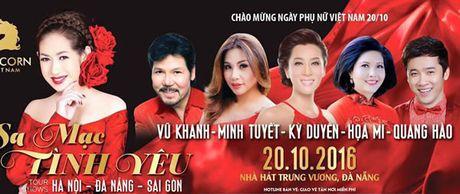 """""""Sa mac tinh yeu"""" den Da Nang - Anh 1"""