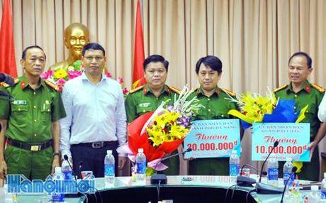 Da Nang: Thuong nong ban chuyen an triet pha vu doi no thue - Anh 1