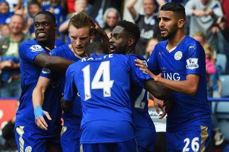 Chelsea - Leicester: Man do suc cua hai nha vo dich - Anh 2