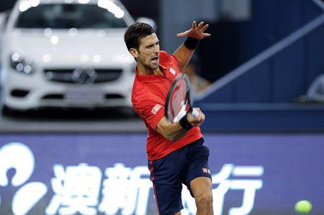 Djokovic thanh cuu vuong o Thuong Hai Masters - Anh 3