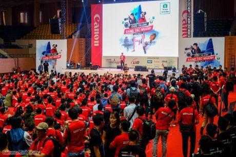 Canon Photomarathon 2016 tai Tp. Ho Chi Minh ngay 15/10/2016 - Anh 1