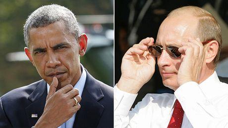 "Tong thong Obama ""bo nhiem"" ong Putin lam sep KGB - Anh 1"