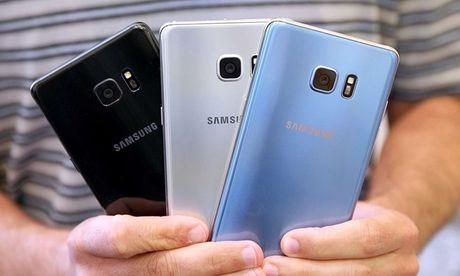 Nhan hieu Note bi loai vinh vien trong 'tu dien' cua Samsung - Anh 1