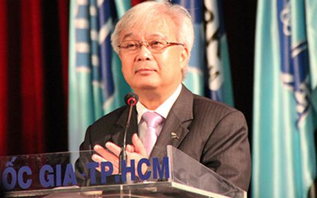 PGS.Phan Thanh Binh thoi giu chuc Giam doc Dai hoc Quoc Gia TP.Ho Chi Minh - Anh 1