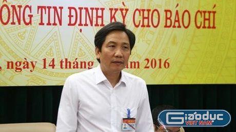 Da trinh Chinh phu ket qua kiem tra vu luan chuyen, bo nhiem Trinh Xuan Thanh! - Anh 1