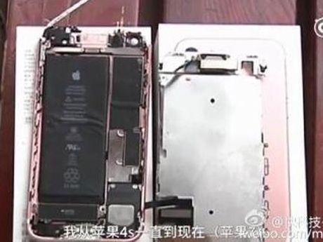 Sau Galaxy Note 7, iPhone 7 lai gap van rui - Anh 1