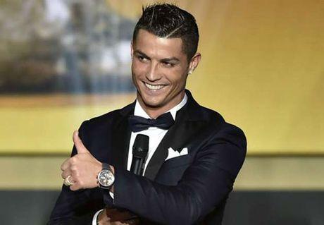 Ronaldo tu nhan so 1 the gioi, Messi mo thanh Peter Pan - Anh 1