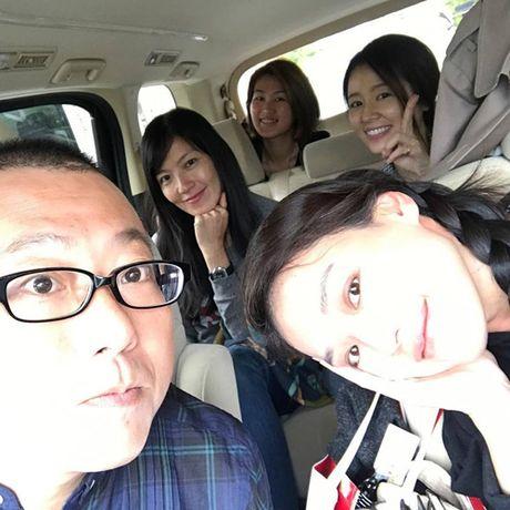 Ban than Thu Ky bat ngo tiet lo Lam Tam Nhu co bau con gai - Anh 7