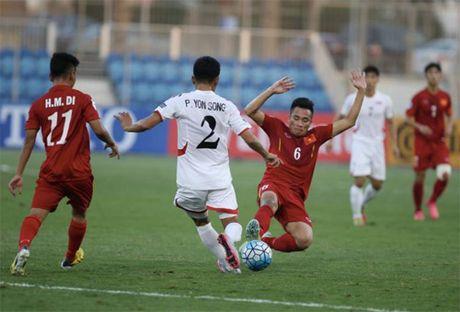 Ha Trieu Tien tai giai chau A, HLV U19 Viet Nam noi gi? - Anh 1