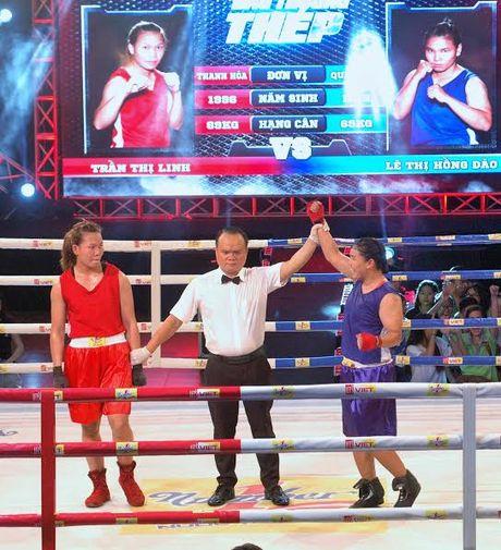 Man so gang nay lua cua cac hotgirl lang Boxing Viet - Anh 10
