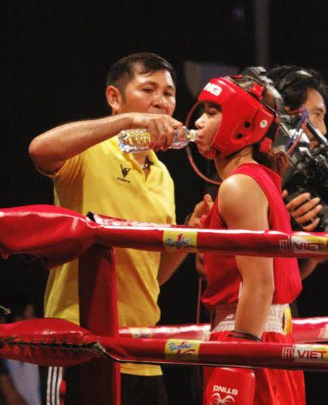 Man so gang nay lua cua cac hotgirl lang Boxing Viet - Anh 1