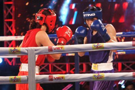 Man so gang nay lua cua cac hotgirl lang Boxing Viet - Anh 2
