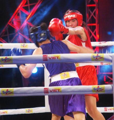 Man so gang nay lua cua cac hotgirl lang Boxing Viet - Anh 3