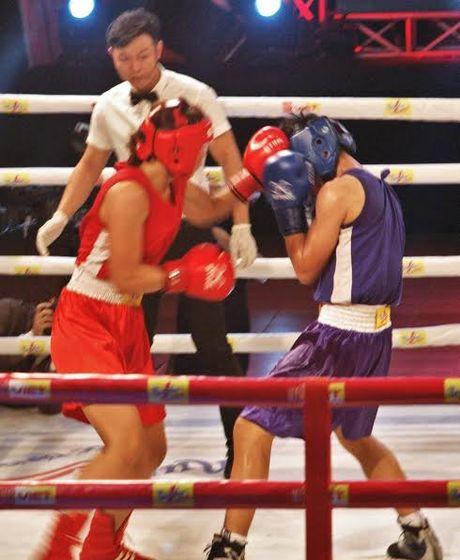Man so gang nay lua cua cac hotgirl lang Boxing Viet - Anh 4