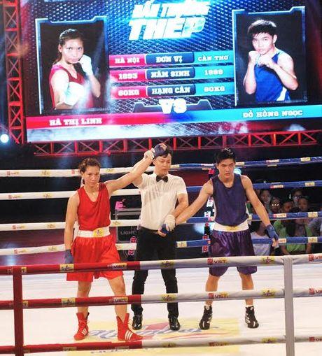 Man so gang nay lua cua cac hotgirl lang Boxing Viet - Anh 5