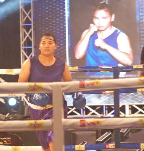 Man so gang nay lua cua cac hotgirl lang Boxing Viet - Anh 6