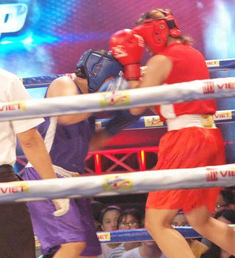 Man so gang nay lua cua cac hotgirl lang Boxing Viet - Anh 7