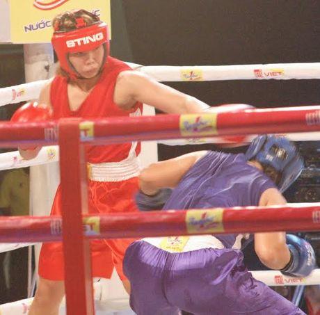 Man so gang nay lua cua cac hotgirl lang Boxing Viet - Anh 8