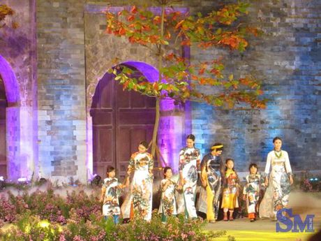 32 NTK hoi thu trong khai mac Festival ao dai 2016 - Anh 8