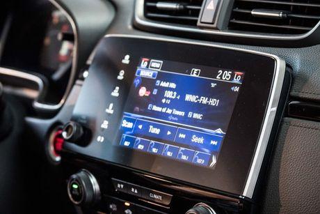 Honda CR-V 2017 thay doi nho ben ngoai, thay doi lon ben trong - Anh 6