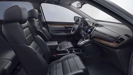 Honda CR-V 2017 thay doi nho ben ngoai, thay doi lon ben trong - Anh 7