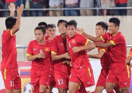 U19 Viet Nam thang U19 Trieu Tien: Con dia chan tu… su tu ai - Anh 1
