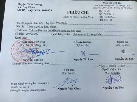 Vinh Phuc: Viec lam cua chinh quyen xa cung chi vi giup dan bot kho - Anh 6