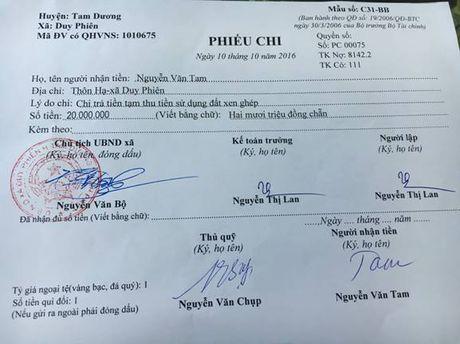 Vinh Phuc: Viec lam cua chinh quyen xa cung chi vi giup dan bot kho - Anh 7