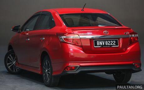 Toyota Vios dong co moi ra mat Malaysia co gia tu 414 trieu dong - Anh 5