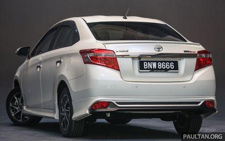 Toyota Vios dong co moi ra mat Malaysia co gia tu 414 trieu dong - Anh 6