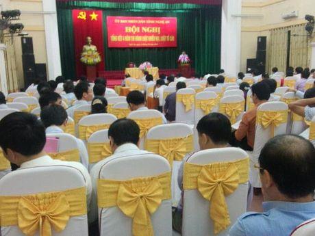 Tong ket 4 nam thi hanh Luat Khieu nai, Luat To cao - Anh 1