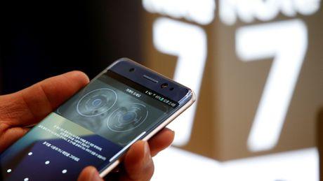 Samsung thu hoi, hoan tien hon 12.600 Galaxy Note 7 tai Viet Nam - Anh 1