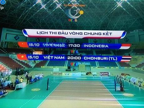 Ban ket 2 Giai bong chuyen VTV Cup: Dau an 3-0 cho tuyen Viet Nam - Anh 4