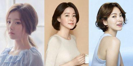 Nhung cap song sinh 'khong cung huyet thong' cua showbiz Han - Anh 13