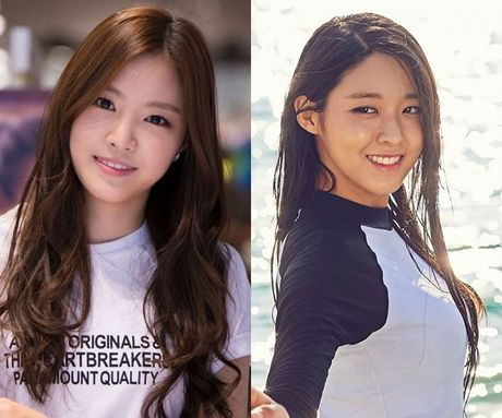 Nhung cap song sinh 'khong cung huyet thong' cua showbiz Han - Anh 6