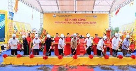 Nghia trang Lac Vien - Noi thanh kinh nhung nguoi da khuat - Anh 1