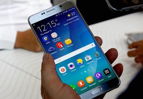 Viet Nam bat dau thu hoi, hoan tien 12.633 chiec dien thoai Galaxy Note 7 - Anh 1