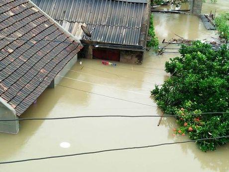 Quang Binh: 12 nguoi chet va mat tich do mua lu - Anh 1