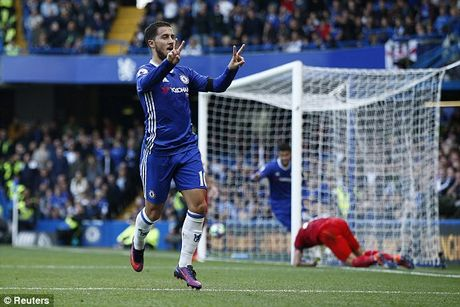 Thi dau ap dao, Chelsea thang dam Leicester City - Anh 3