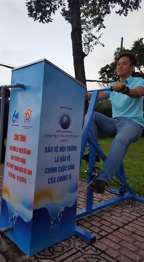 TP.HCM tung bung ky niem 60 nam thanh lap Hoi LHTN Viet Nam - Anh 3