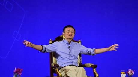 Ong chu Alibaba muon tao ra 100 trieu viec lam - Anh 1