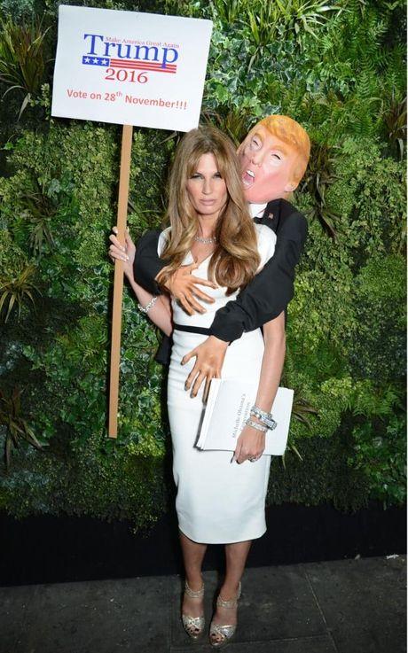 Ong Trump, nguon cam hung bat tan cho le hoi Halloween - Anh 5