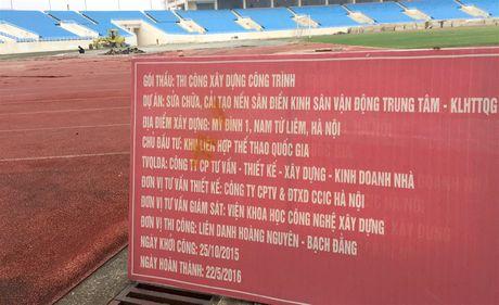 San My Dinh xuong cap nhu the nao sau 13 nam? - Anh 2