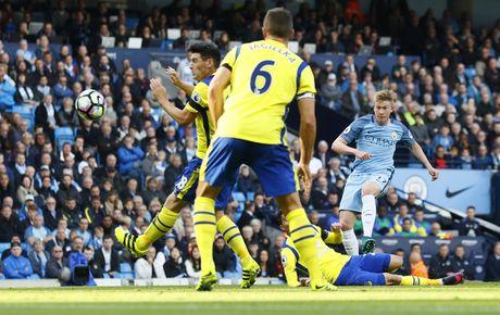 Man City vs Everton (0-0, H1): Chu nha choi lan luot - Anh 2