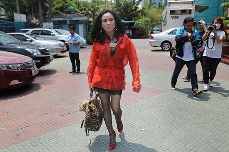 Phong cach thoi trang khong hieu noi cua diva Thanh Lam - Anh 2