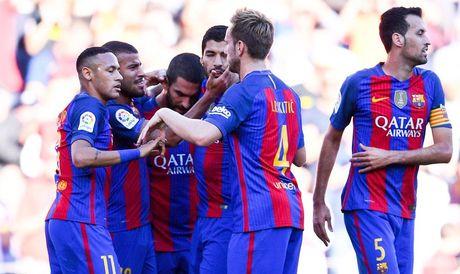 Barca 3-0 Deportivo (H2): Chu nha qua manh - Anh 1