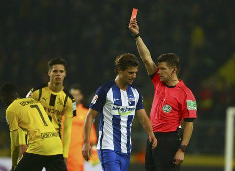 Dortmund lap ky luc bat bai san nha sau tran hoa Hertha Berlin - Anh 2