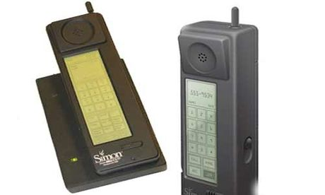 Tim hieu ve smartphone dau tien tren the gioi - Anh 1