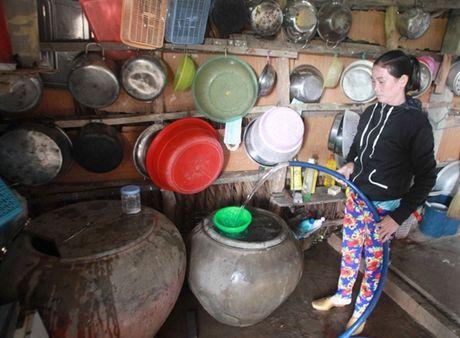 24 cong trinh cap nuoc cho vung co dong dong bao dan toc thieu so - Anh 1